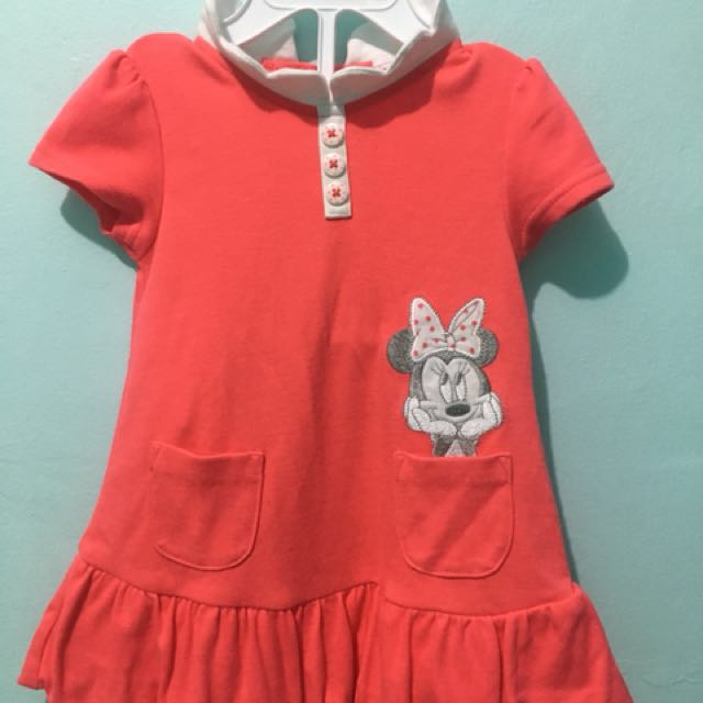 Disney mickey mouse dress