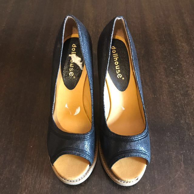 95a344f6c9 Dollhouse Wdge Shoes