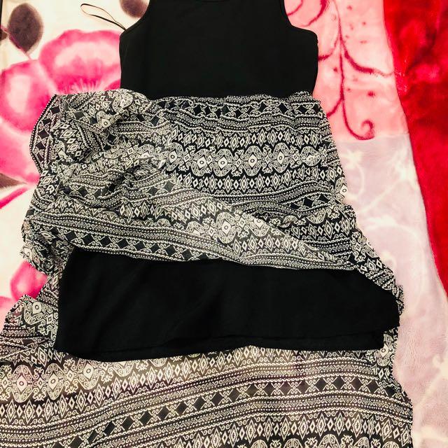Dotti Maxi Dress with side splits