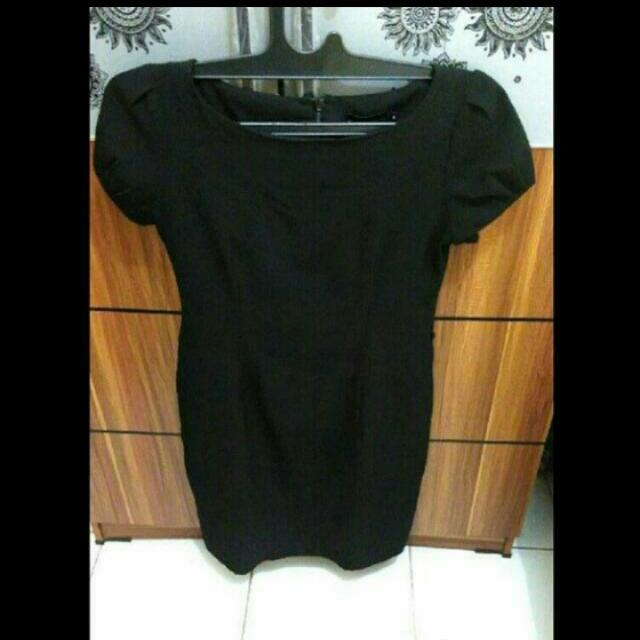 Dress Executive Black
