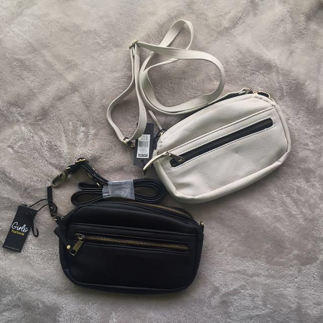 Factorie Cross Body Bag