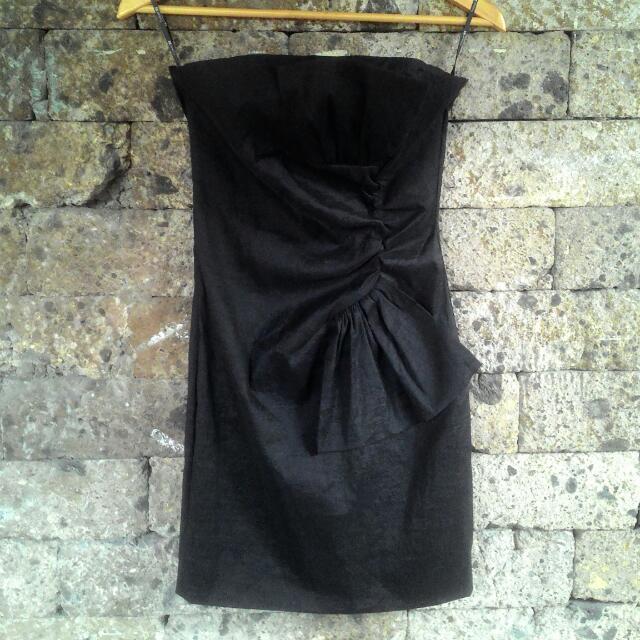 Forever 21 Black Party Dress