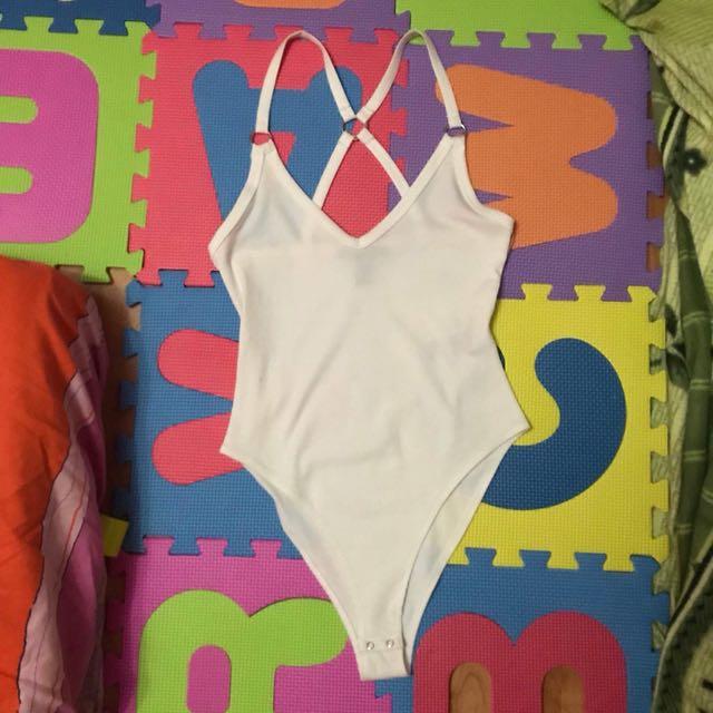 Forever 21 Cami Bodysuit