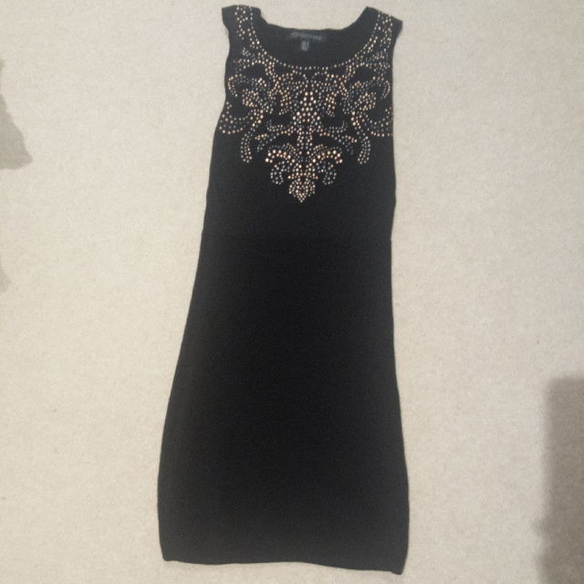 FOREVER NEW size 6 knit dress