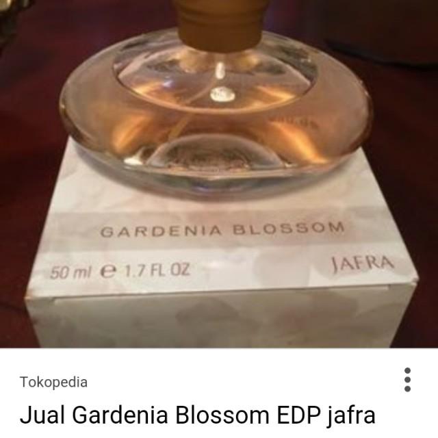 Gardenia blosoom by jafra