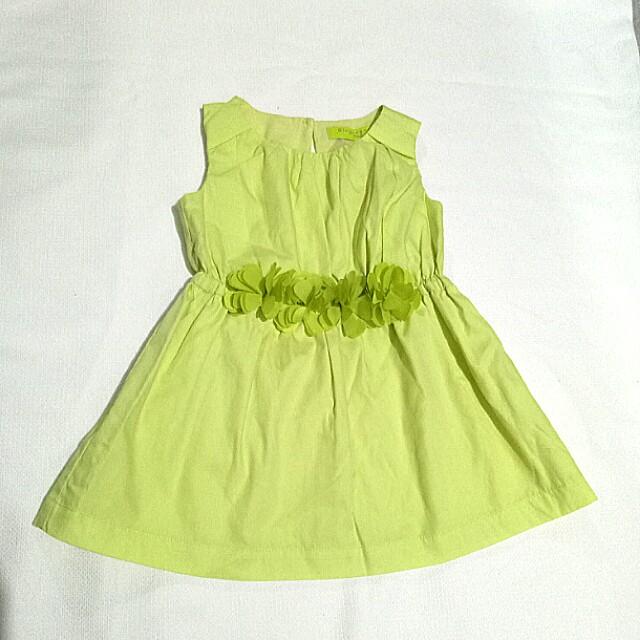 Gingersnap (Tiny) dress