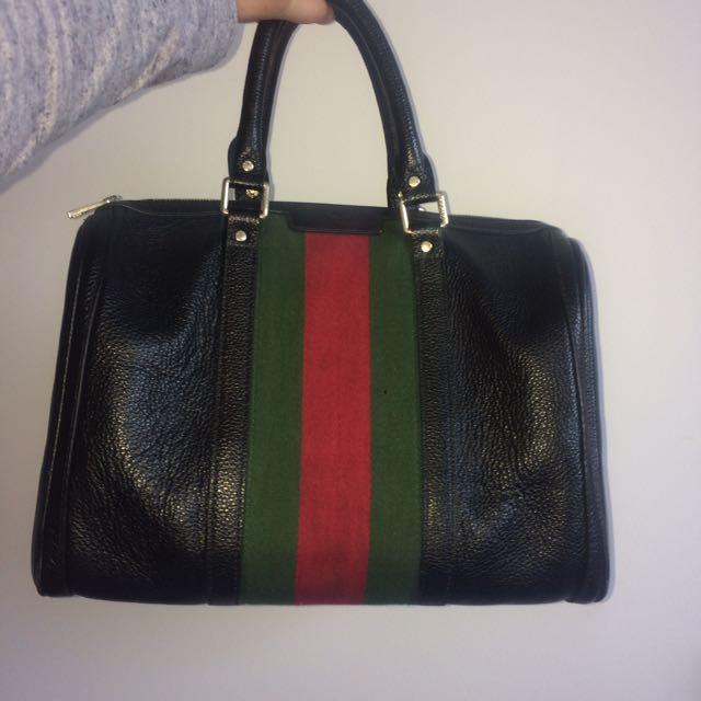 PRICE DROP Gucci Boston Bag