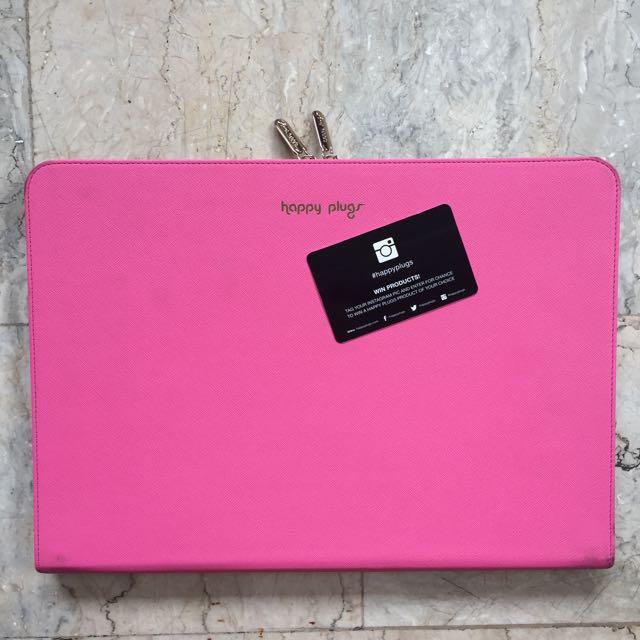 Happy Plugs Laptop Case