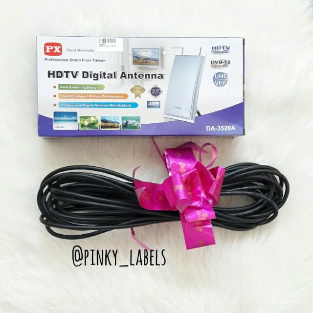 HDTV digital antena