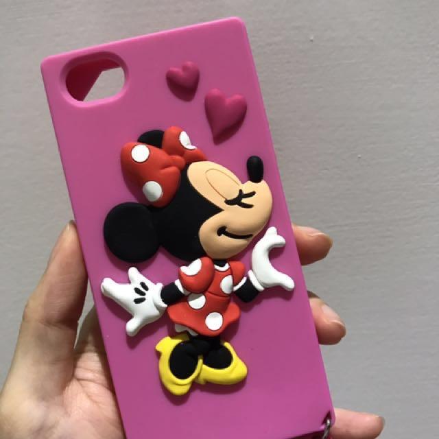 全新迪士尼米妮手i5S機殼 iPhone 5 迪士尼手機殼