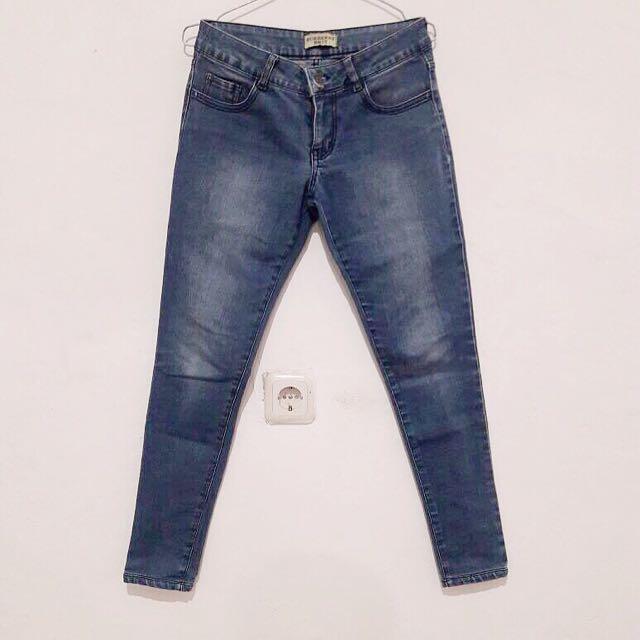 Jeans merk burberry