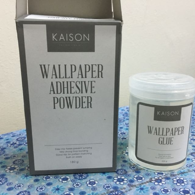 Kaison Wallpaper Glue And Adhesive Powder Home Furniture Home