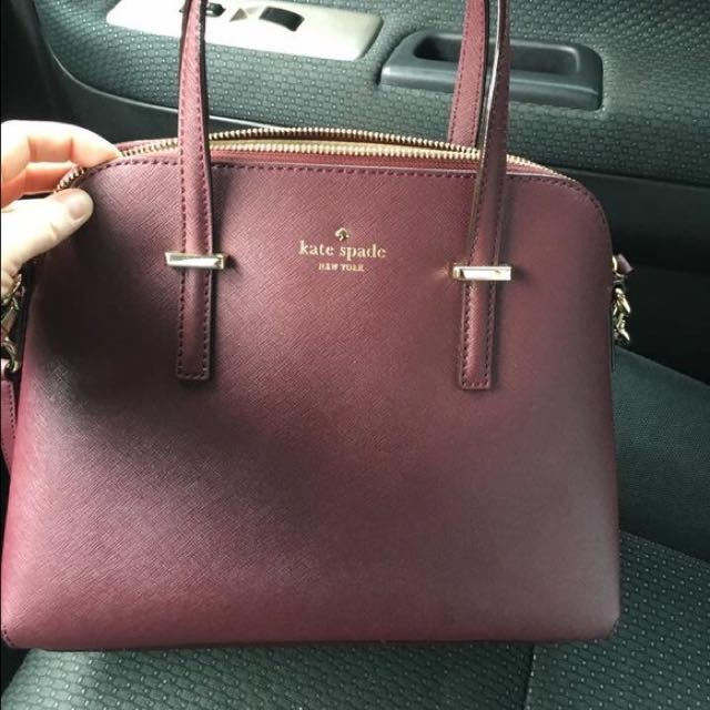 Kate Spade Mulled Wine Maise - 10/10