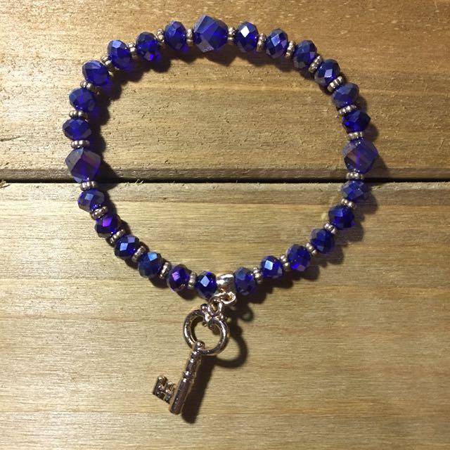 Key Elastic Bracelet