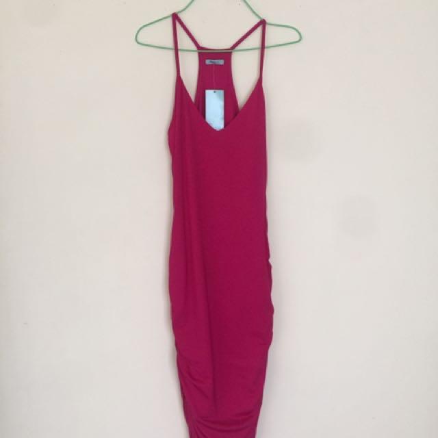 Kookai dress pink/purple