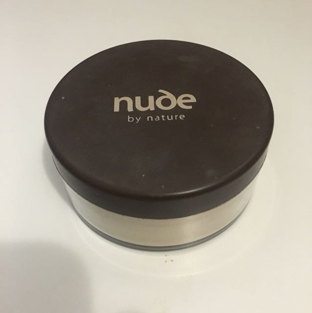Loose Powder Light Skin Tone Nude by Nature
