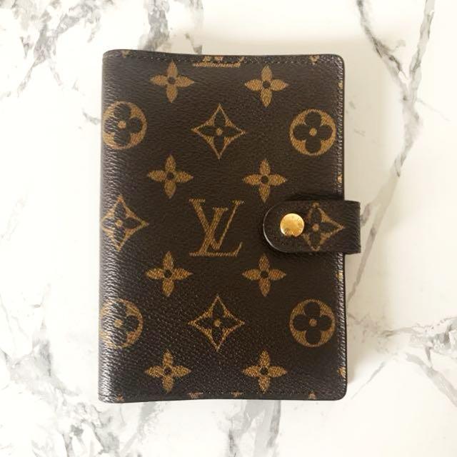 Louis Vuitton agenda small ring