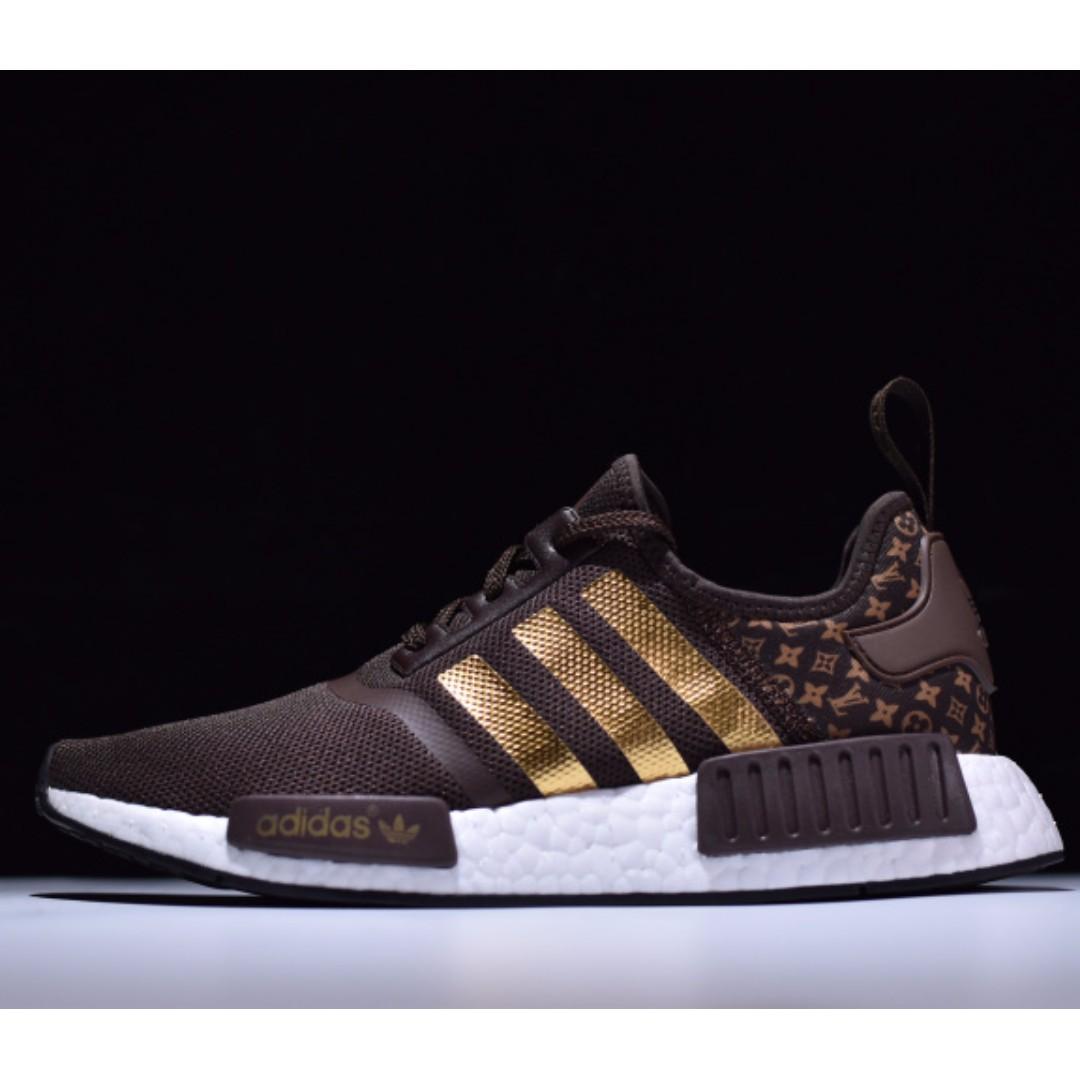 fdbccdb5ff3a3 Adidas Louis Vuitton Nmd R1