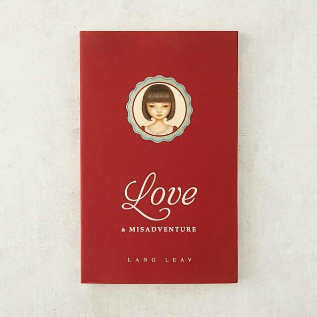 Love and Misadventure by Lang Leav || PRE-ORDER