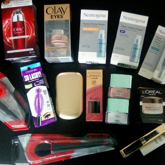 PRICE DROP! Was $250 now $100 Make up bundle - all brand new
