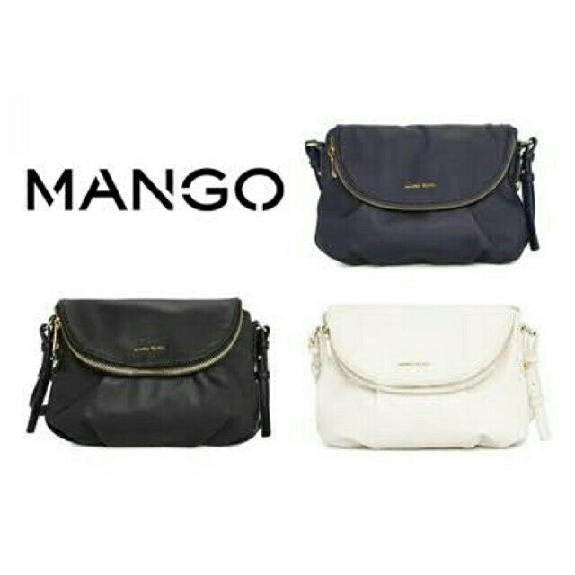 Mango Touch Sling Bag Luxury Bags Wallets On Carousell