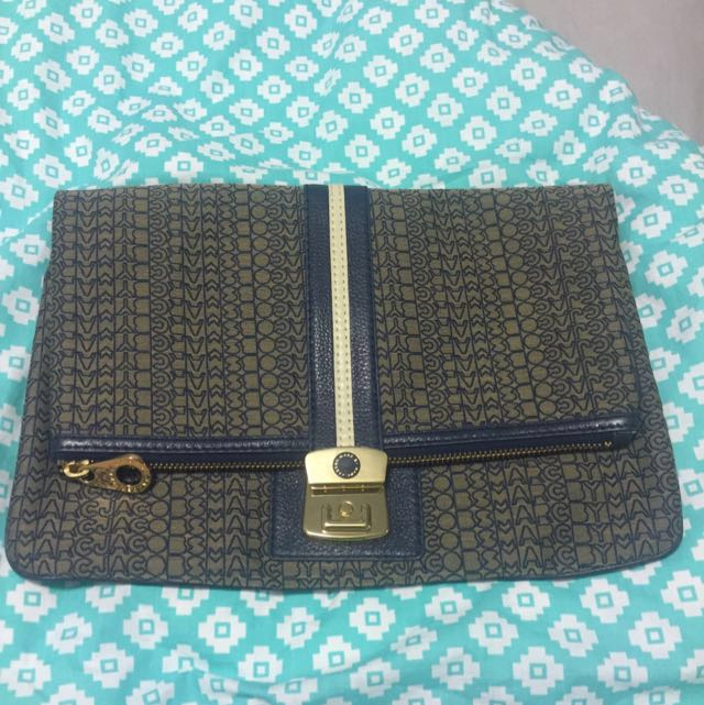 Marc by Marc Jacobs Airliner Magazine Clutch