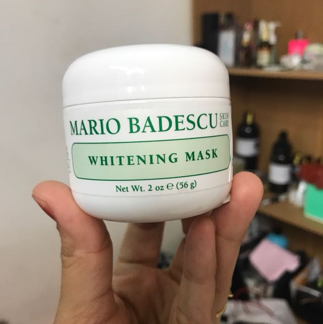 MARIO BADESCU WHITENING MASK ( 💯 AUTHENTIC)