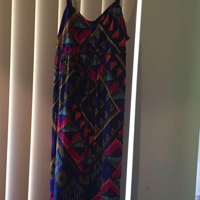 Maxi dress size 20