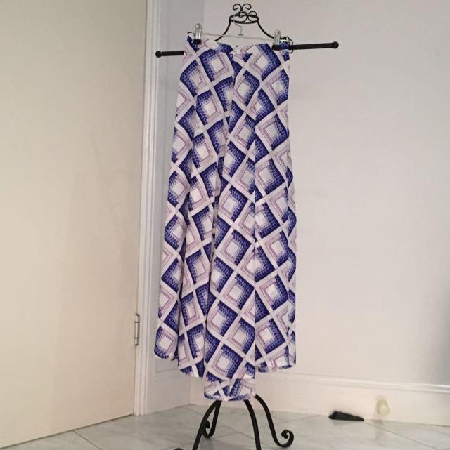 Maxi Skirt.