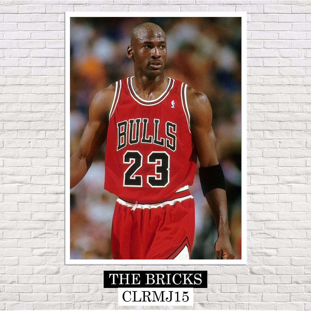 e38c9dc5722672 Michael Jordan (A4 Size) Poster