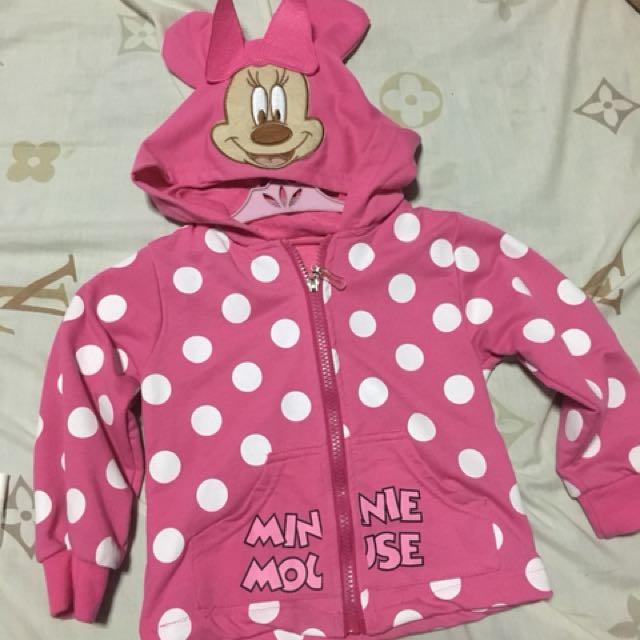 minnie mouse jacket