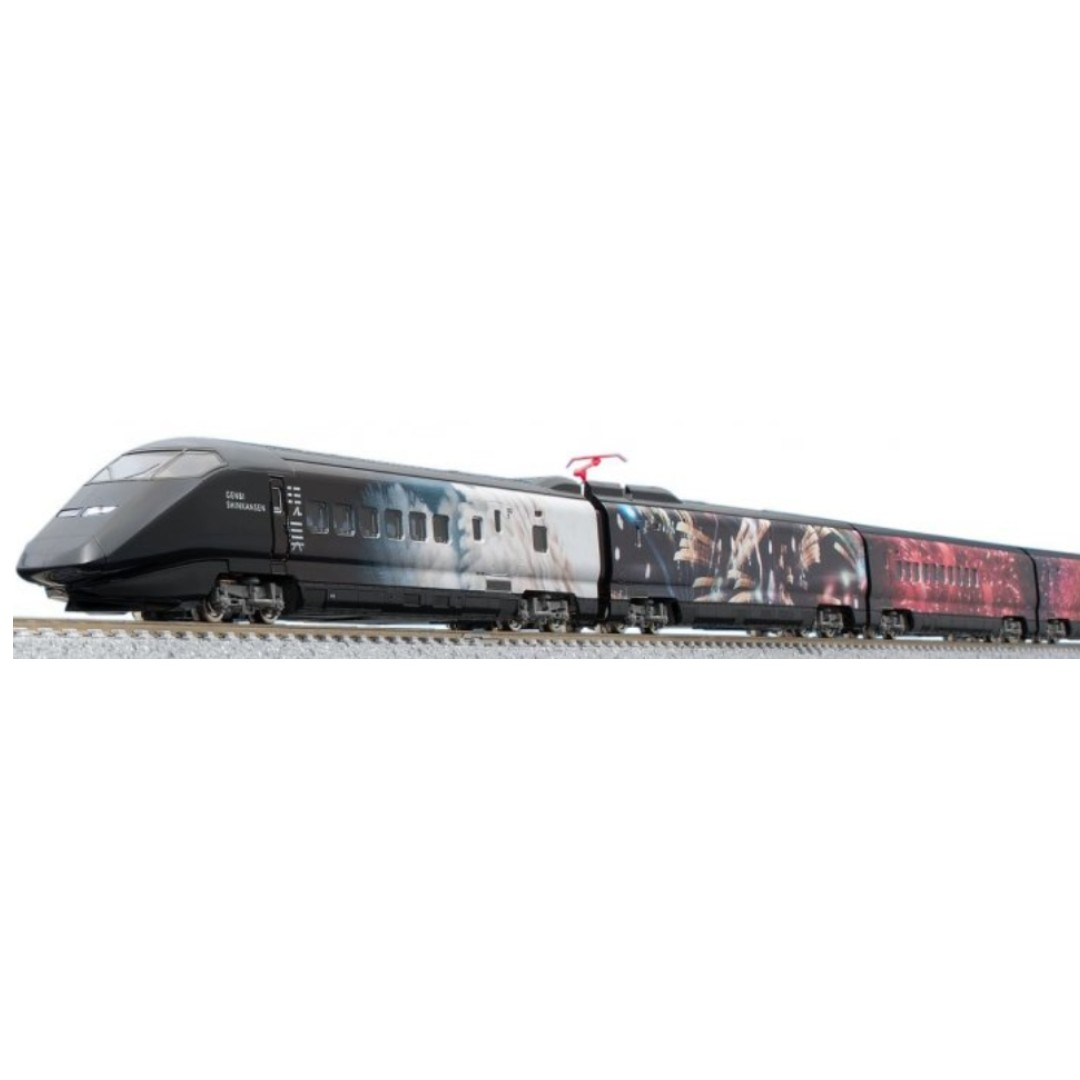 Model Train Tomix Set N [1/150] JR Series E3-700 Joetsu Shinkansen 'GENBI', Japan NEW