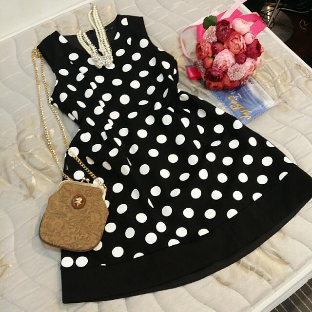MOMA 36號 羅馬布 洋裝