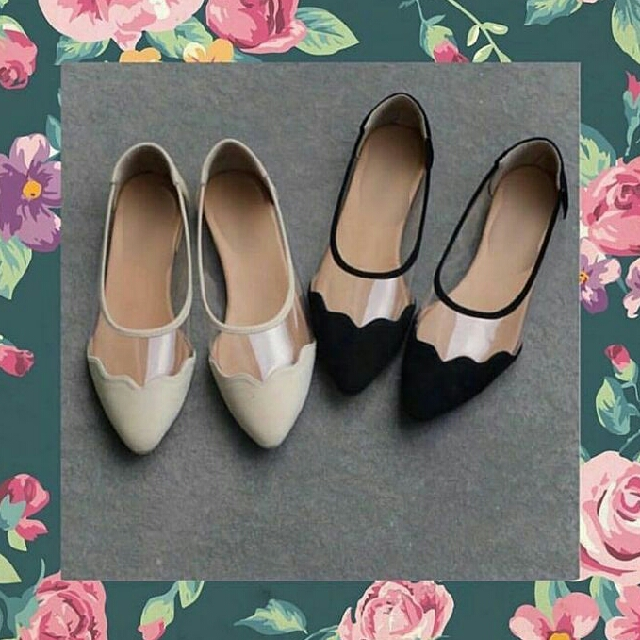 Naomi Flat Shoes