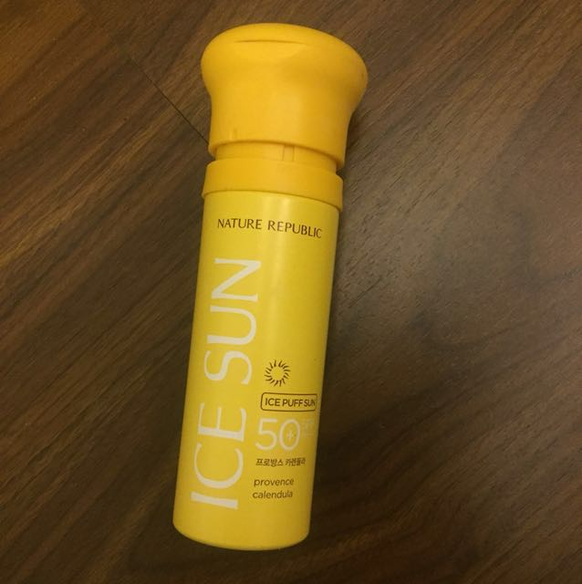 "Nature Republic "" Ice Sun - 100gr"