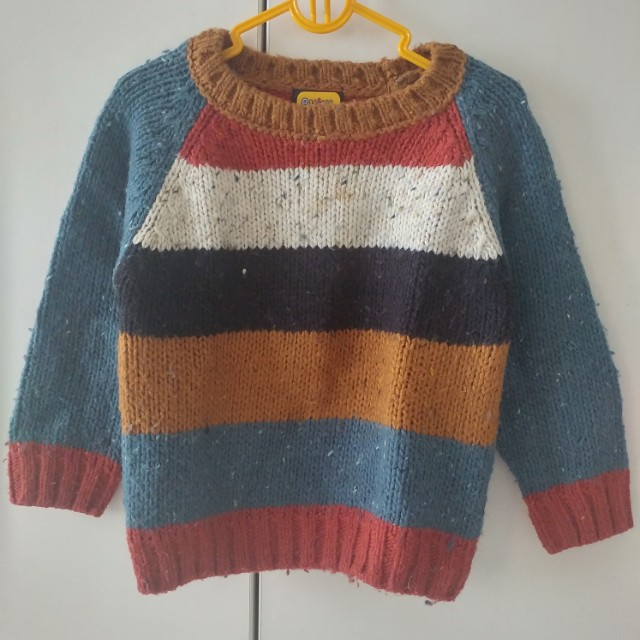 NEXT Athntc Sweater