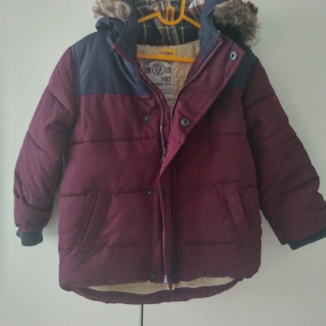 NEXT Authentic Boys' Winter Coat