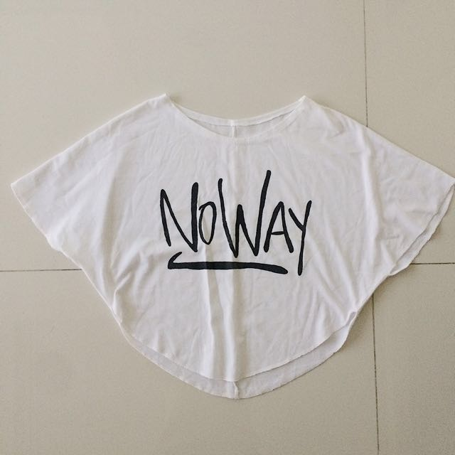 No Way Flowy Cropped Top (Repriced)
