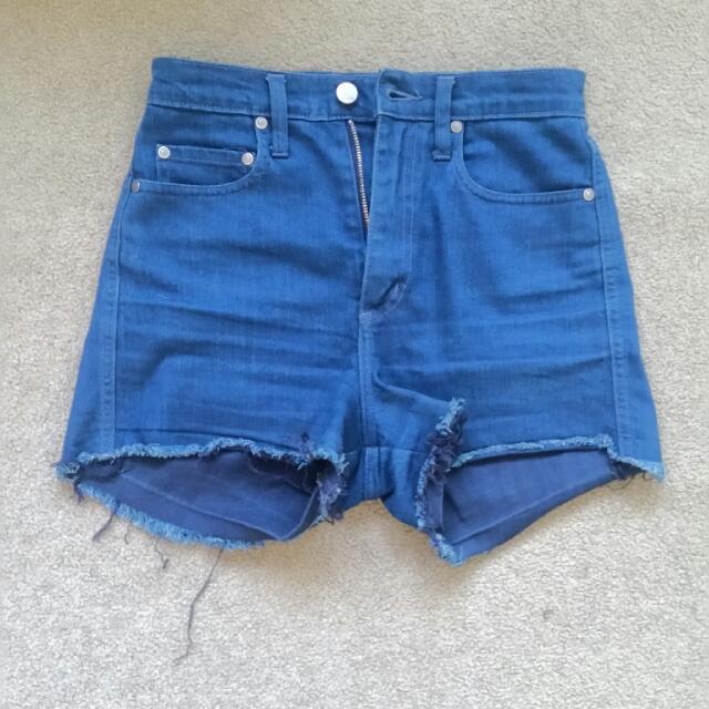 NOBODY Shorts Size 24