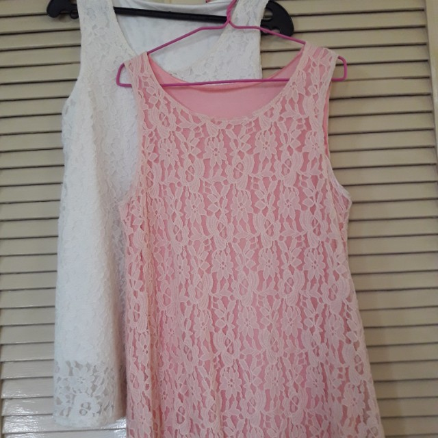 P150.00 only for 2 Lace Blouses
