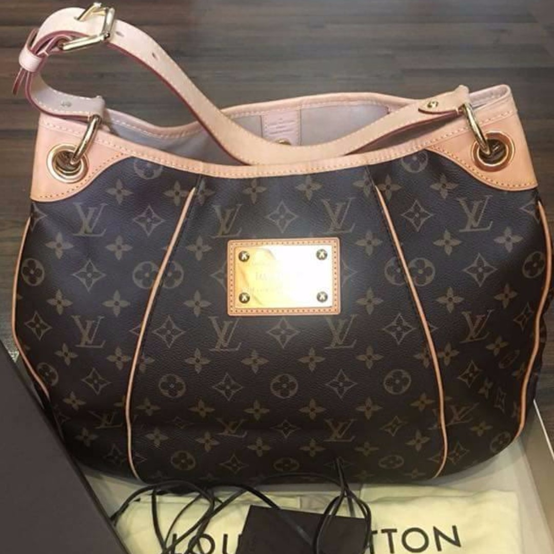 b59a21522c8 PRE-LOVED LOUIS VUITTON GALLIERA PM MONOGRAM ORIGINAL/ Slightly used >>>  PLEASE READ Bio and Product details carefully, Luxury, Bags & Wallets on  Carousell