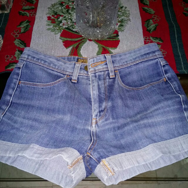 Preloved Maong Shorts