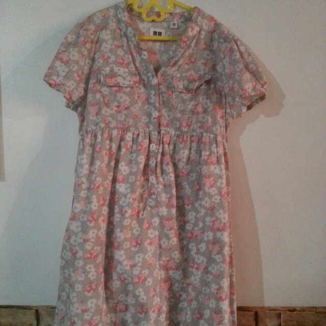 PreLoved UNiQLo Girl Dress
