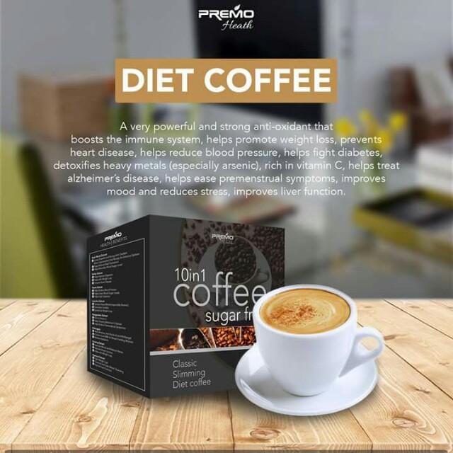 PREMO DIET COFFEE