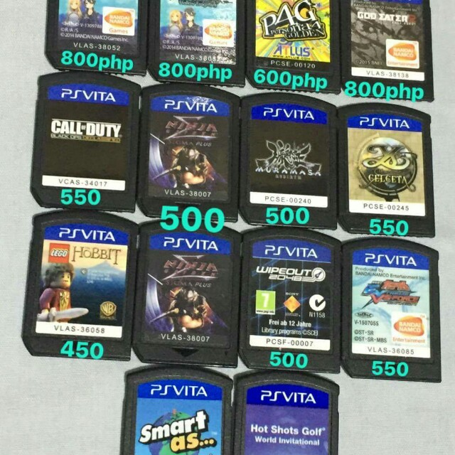 Psvita games video gaming video games on carousell for Vita craft factory outlet