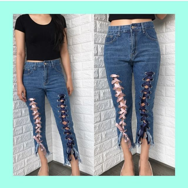 Ripped Jeans Kylie