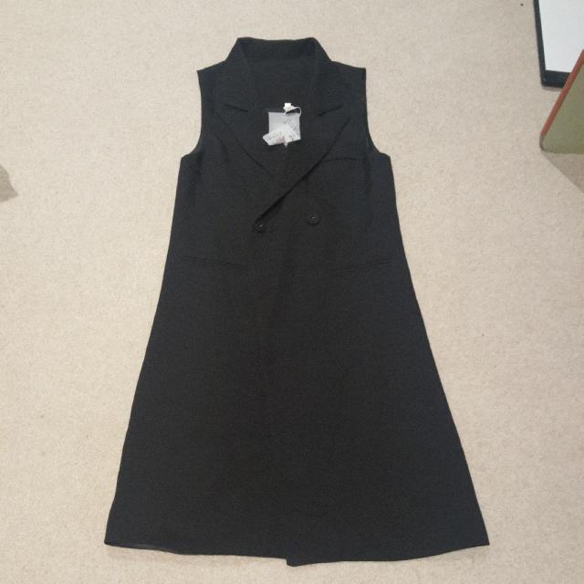 size S Vest dress