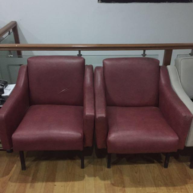 sofa single (2pcs)