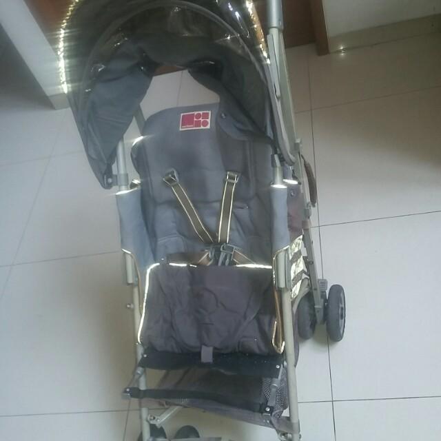 REPRICE Strollers merk MACLAREN
