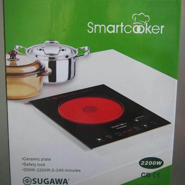 Sugawa Smart Cooker